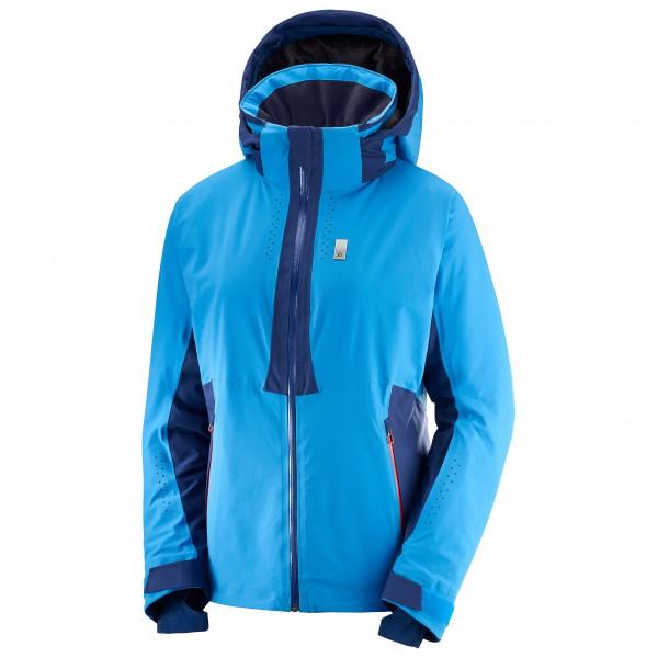 Salomon - Women's S/Lab Whitepearl Jacket - Skijakke