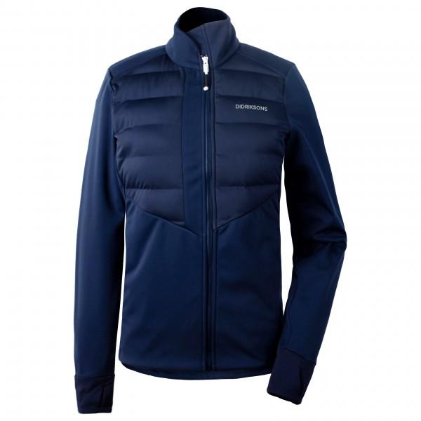 Didriksons - Women's Frigga Hybrid Jacket - Syntetisk jakke