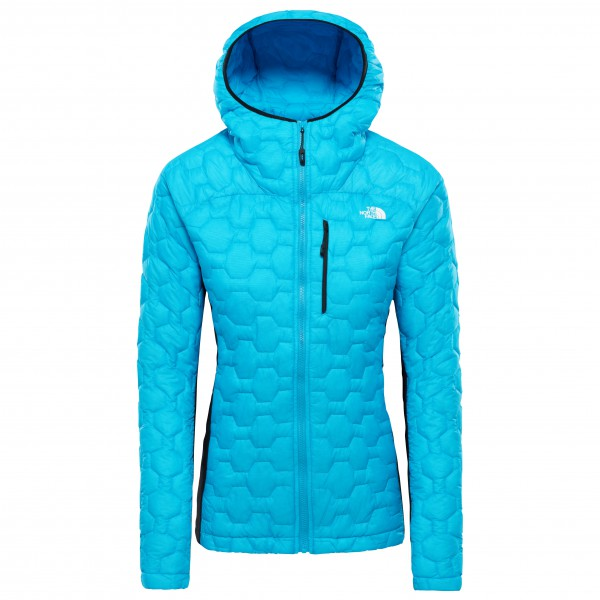 The North Face - Women's Impendor ThermoBall Hybrid Hoodie - Synthetic jacket