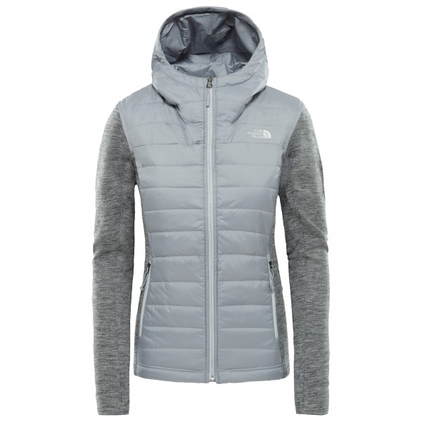 The North Face - Women's Mashup Hoodie - Syntetjacka