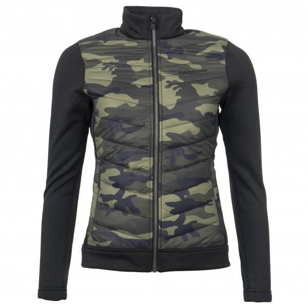 Peak Performance - Women's Fusion Print Zip - Synthetic jacket