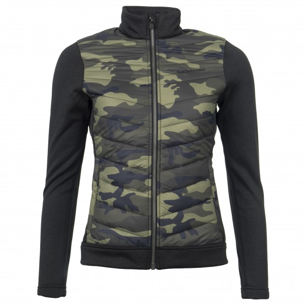 Peak Performance - Women's Fusion Print Zip - Tekokuitutakki