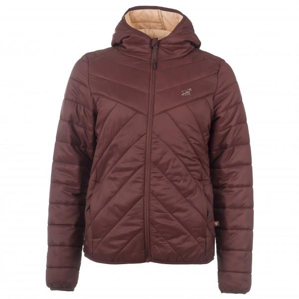 2117 of Sweden - Women's Gotland Jacket With Hood - Syntetisk jakke