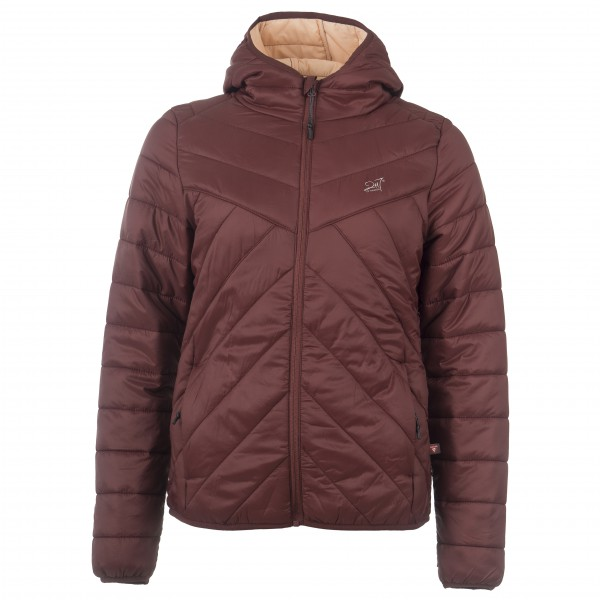2117 of Sweden - Women's Gotland Jacket With Hood - Tekokuitutakki