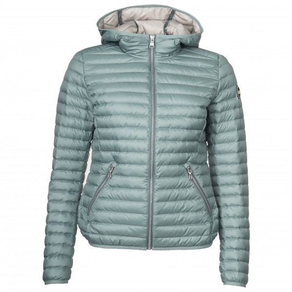 Colmar Originals - Women's Light Down Jacket Fixed Hood - Daunenjacke
