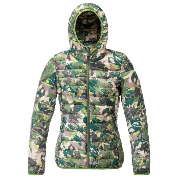 Dolomite - Women's Jacket Cinquantaquattro Foliage - Down jacket