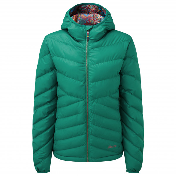 Sherpa - Women's Annapurna Hooded Jacket - Tekokuitutakki