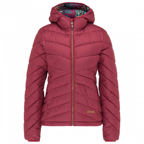 Sherpa - Women's Annapurna Hooded Jacket - Syntetjacka