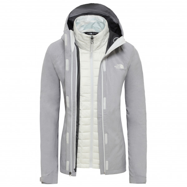 The North Face - Women's ThermoBall Insulated Triclimate Jacket - Chaqueta dobles