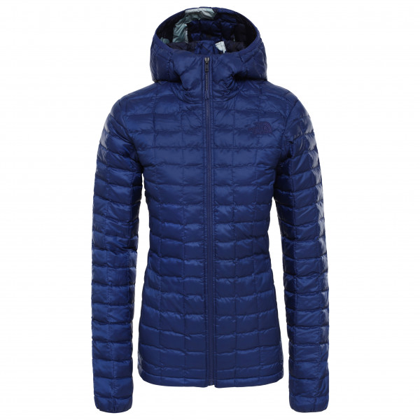 The North Face - Women's Eco Thermoball Hoodie - Syntetjacka