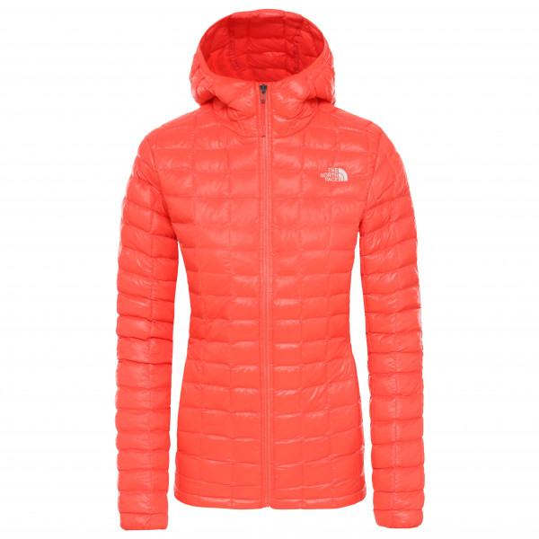 The North Face - Women's Eco Thermoball Hoodie - Syntetisk jakke