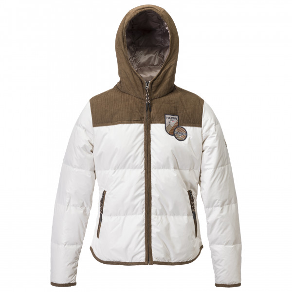 Dolomite - Women's Jacket Velvet - Talvitakki