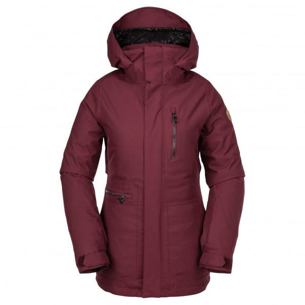 Volcom - Women's Shelter 3D Stretch Jacket - Laskettelutakki