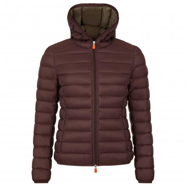 Save the Duck - Women's GIGA Hooded Jacket - Kunstfaserjacke