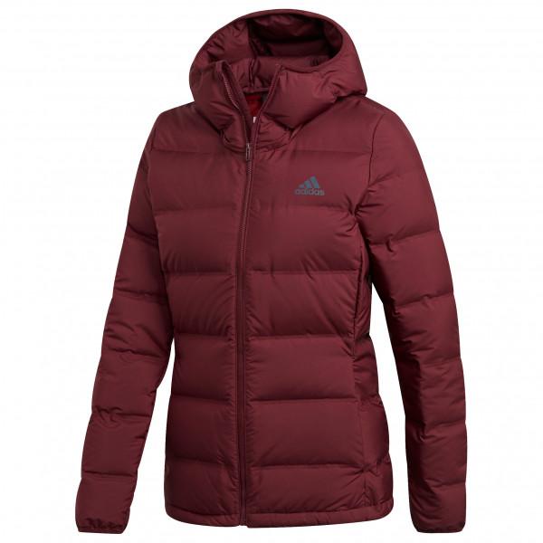 adidas - Women's Helionic Hooded Jacket - Dunjacka