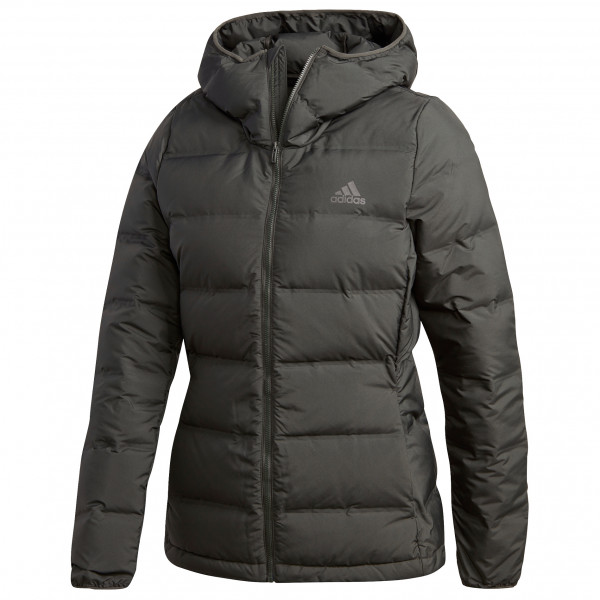 adidas - Women's Helionic Hooded Jacket - Daunenjacke