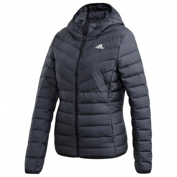 adidas - Women's Varilite 3-Streifen Hooded Jacket - Dunjakke