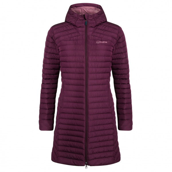 Berghaus - Women's Nula Micro Long Jacket - Kunstfaserjacke