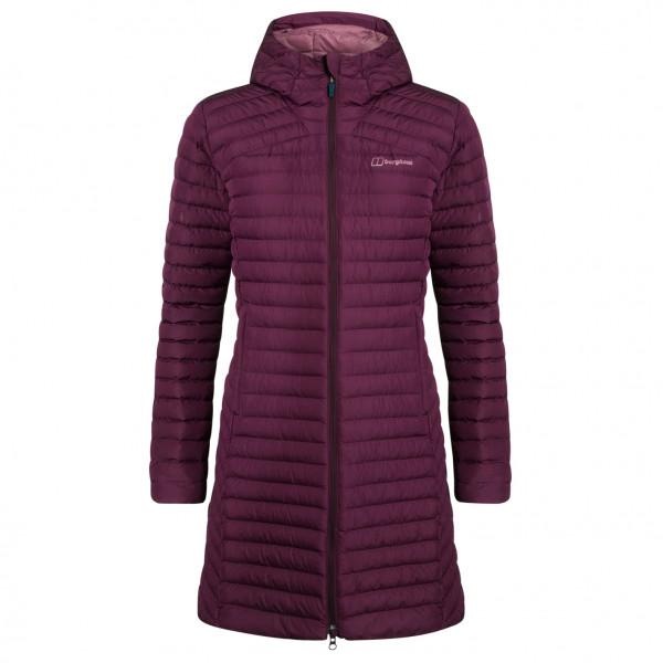 Berghaus - Women's Nula Micro Long Jacket - Synthetic jacket