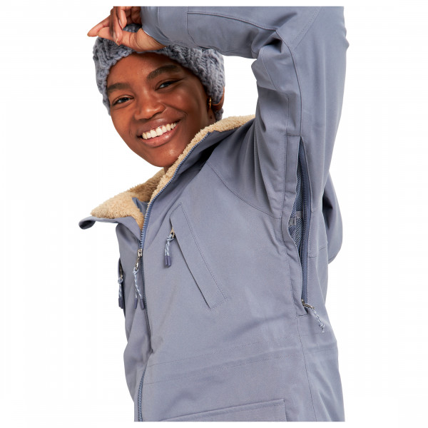 burton prowess jacket parka damen versandkostenfrei. Black Bedroom Furniture Sets. Home Design Ideas