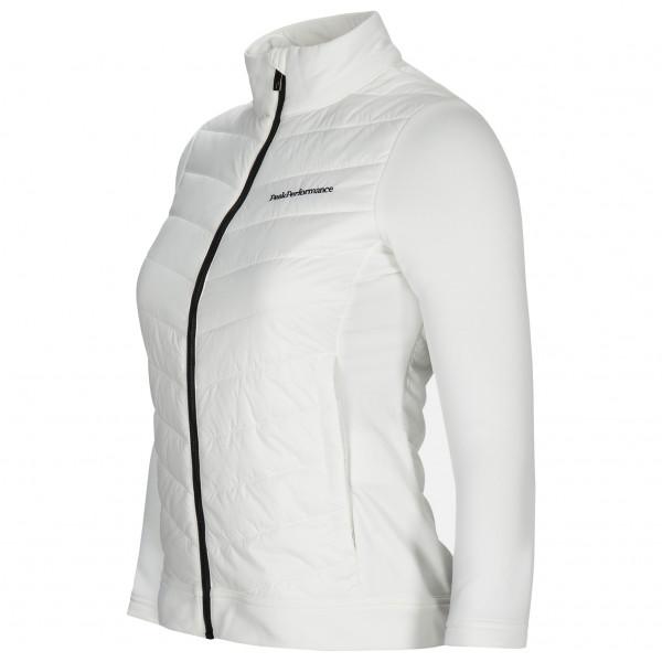 Peak Performance - Women's Fusion Zip - Syntetisk jakke