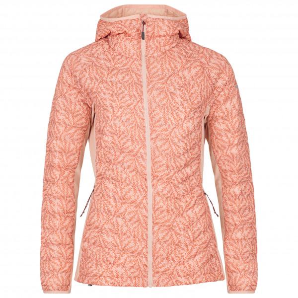 Columbia - Women's Powder Pass Hooded Jacket - Syntetisk jakke