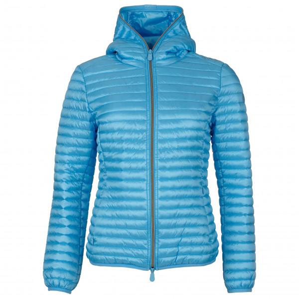 Save the Duck - Women's Giubbotto Cappuccio Irisx - Synthetic jacket
