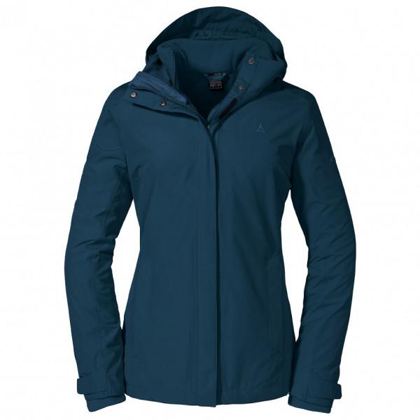 Schöffel - Women's 3in1 Jacket Tignes1 - Kaksiosainen takki