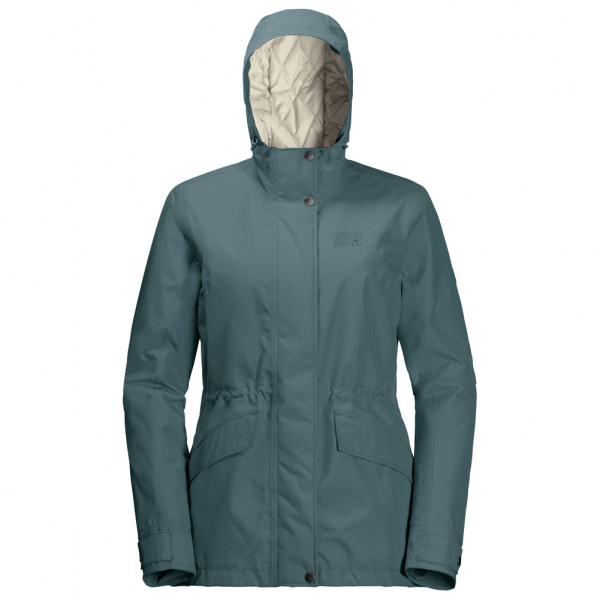 Jack Wolfskin - Women's Lake Louise Jacket - Winter jacket