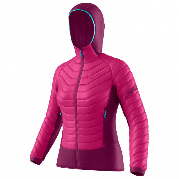 Dynafit - Women's TLT Light Insulate Hooded Jacket - Chaqueta de fibra sintética