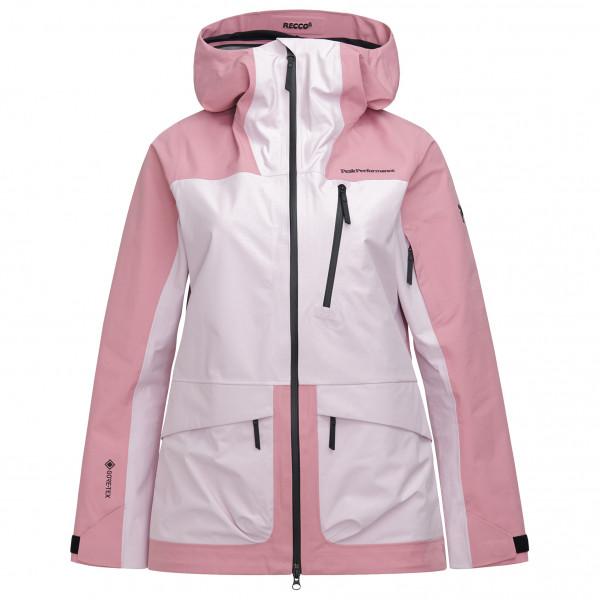 Peak Performance - Women's Vertical 3L Jacket - Ski jacket