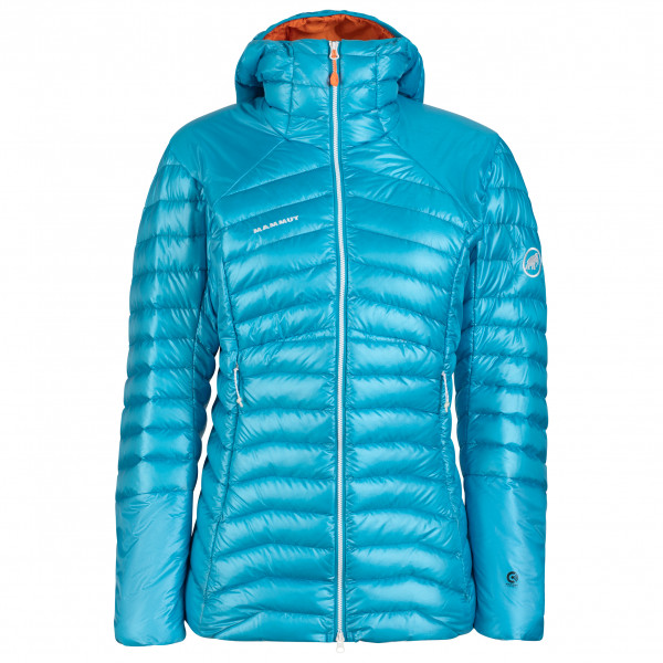 Mammut - Women's Eigerjoch Advanced IN Hooded Jacket - Daunenjacke