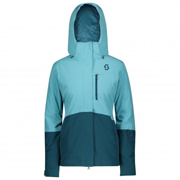 Scott Women's Jacket Ultimate Dryo 10 Skijacke Bright Blue Majolica Blue | XS