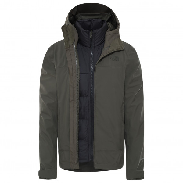 The North Face - Women's Mountain Light FL Triclimate Jacket - 3-in-1 jacket