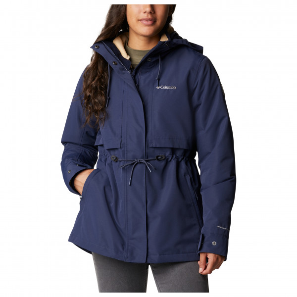 Women's Drop Ridge Interchange Jacket - 3-in-1 jacket