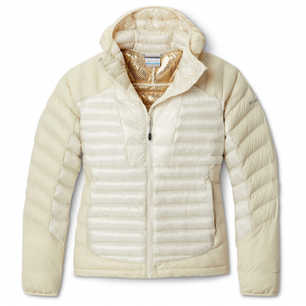 Women's Labyrinth Loop Hooded Jacket - Synthetic jacket