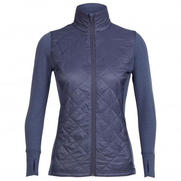 Icebreaker - Women's Ellipse Jacket - Ulljakke