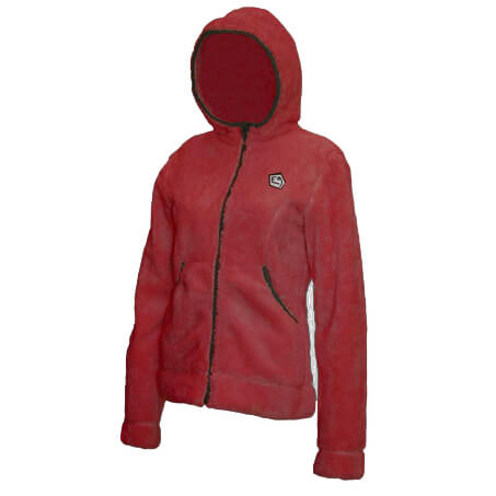 E9 - Women's Geny - Fleecejacke
