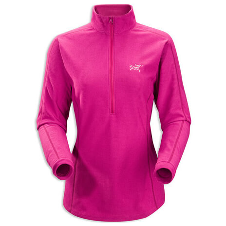 Arc'teryx - Delta LT Zip Women's - Polartec Fleece