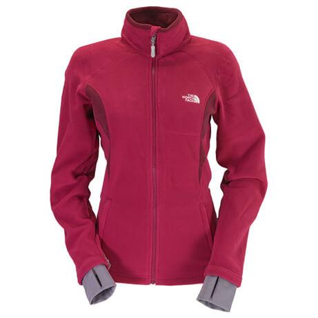 The North Face - Women's 100 Sky Trail Full Zip - Fleece