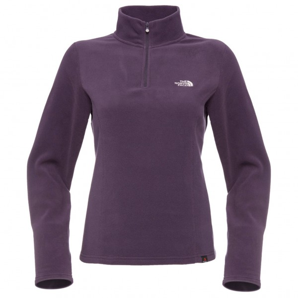 The North Face - Women's 100 Glacier 1/4 Zip - Polaire