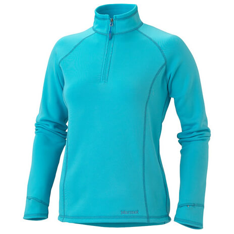 Marmot - Women's Power Stretch Half Zip - Fleecepullover