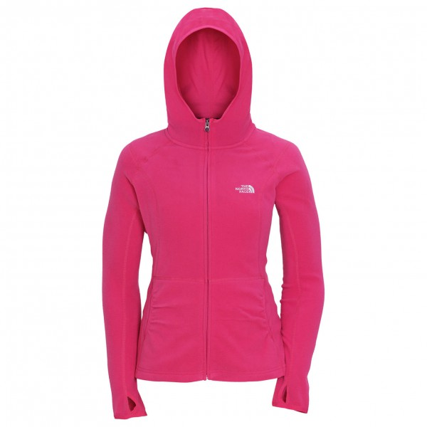 The North Face - Women's 100 LS Masonic Hoodie - Fleecejacke