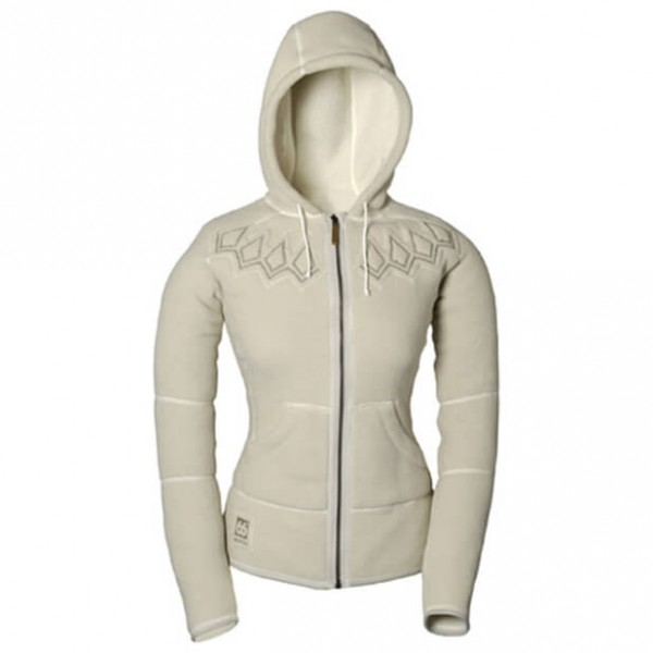 66 North - Women's Frost Hooded Jacket - Fleecehoody