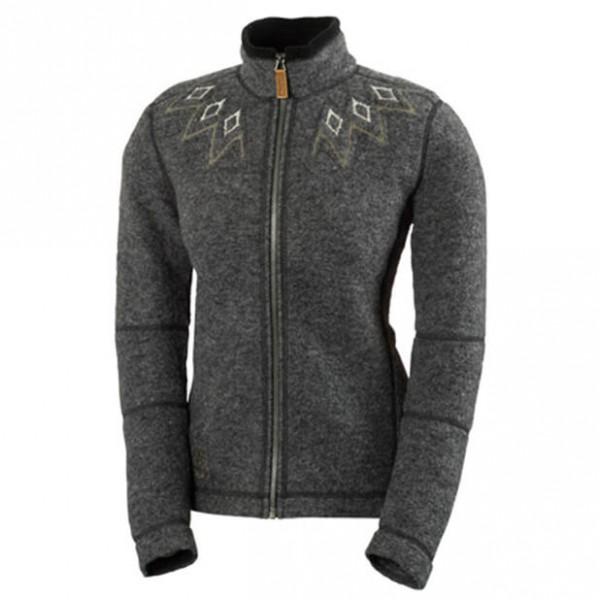 66 North - Women's Kaldi Sweater - Wool jacket