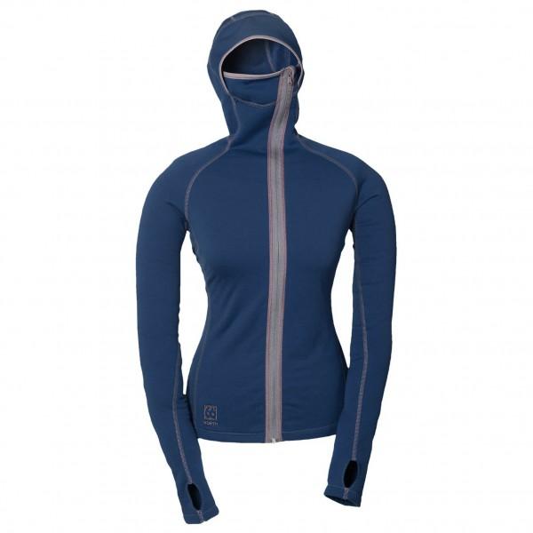 66 North - Women's Vik Hooded Sweater - Fleecetakki