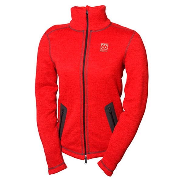 66 North - Women's Esja Jacket - Fleecetakki