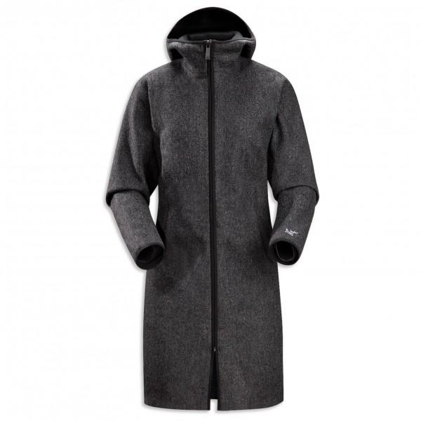 Arc'teryx - Women's Lanea Long Coat - Wollmantel