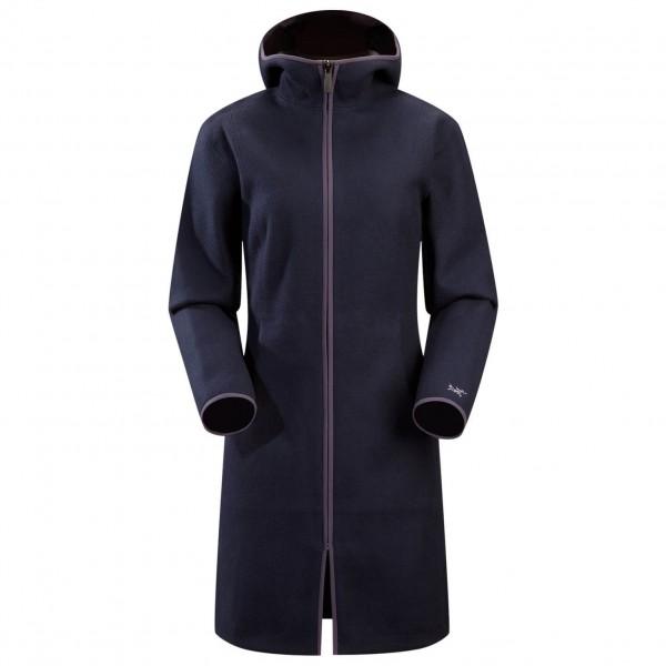 Arc'teryx - Women's Lanea Long Coat - Pitkä villatakki