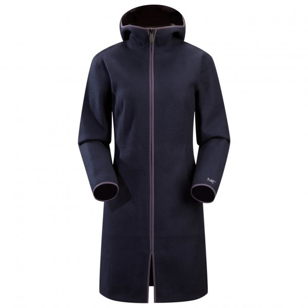 Arc'teryx - Women's Lanea Long Coat - Wollmantel